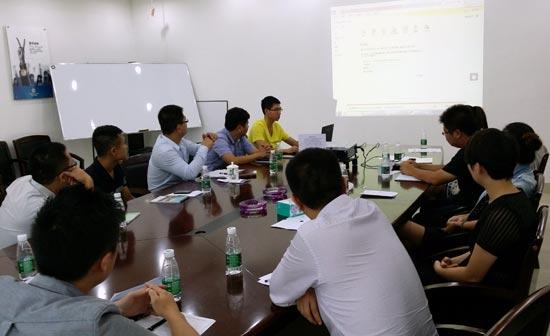海南区域公司举办第十六期新员工入职培训会